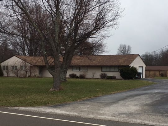 The Forest Hills Local School District is thinking about buying this property on Mt. Carmel Road in Anderson Township for a new site for its transportation center and bus fleet.