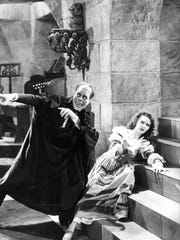"""""""The Phantom of the Opera"""" starring Lon Chaney and Mary Philbin will be released on Blu-ray next week."""
