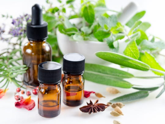 Naturopathic doctors might send you home with herbs to help your health problems.