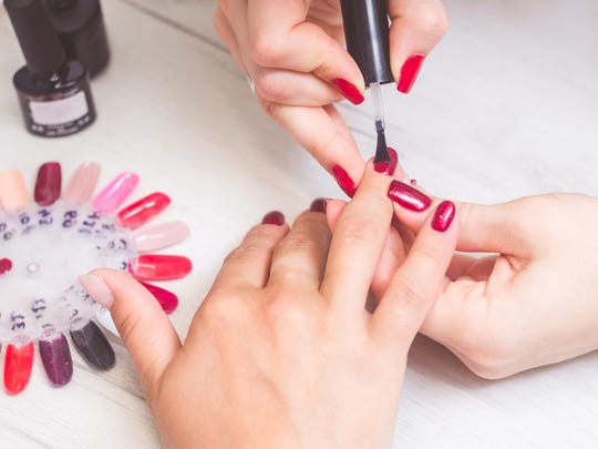 Yes, you can combine manicures and meditation in N.Y.C.