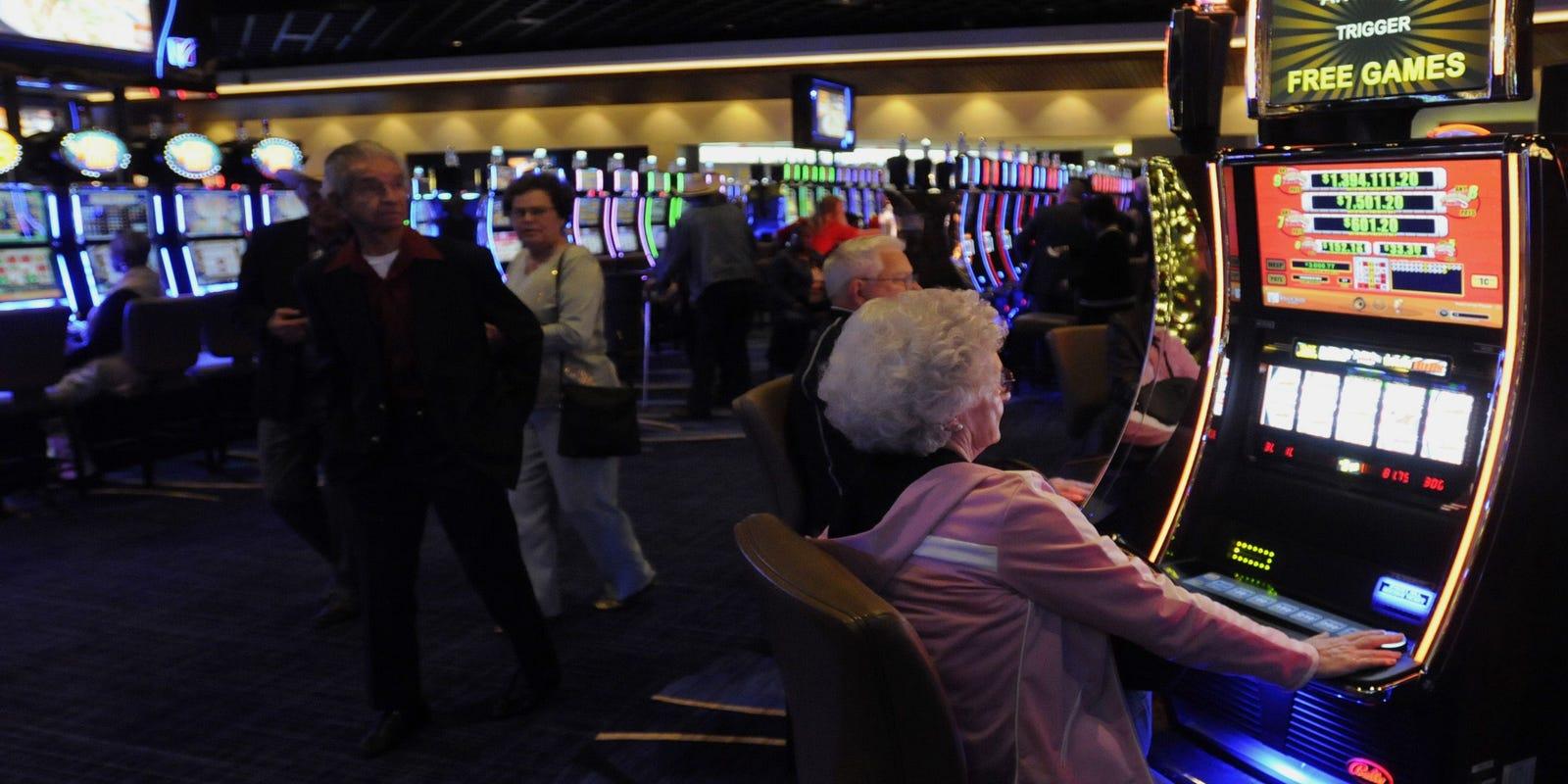 indian casinos in alabama