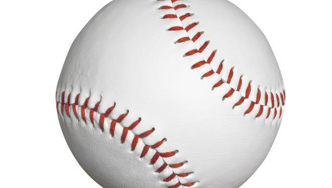 New Baseball Isolated