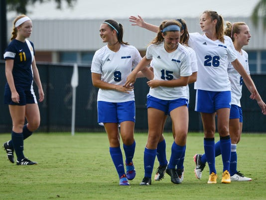 College Soccer: Andrew College at Eastern Florida State