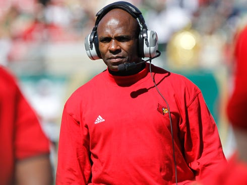 USA TODAY Sports has learned that Charlie Strong is close to finalizing a deal to become the new coach at the University of Texas.