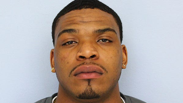 Markale Deandra Hart is seen in a booking photo provided by the Auburn Police Division.