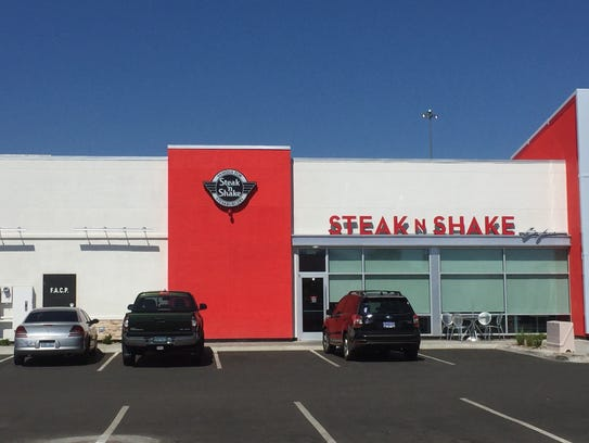 Steak 'n Shake opened in July 2017 in South Reno. The