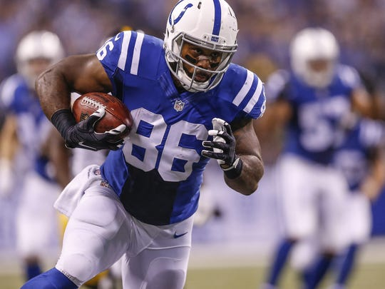 After a promising 2016 season and a lost 2017, Erik Swoope finds himself entering a make-or-break training camp this summer.