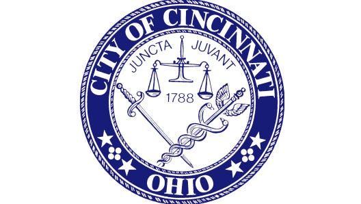 City of Cincinnati seal.