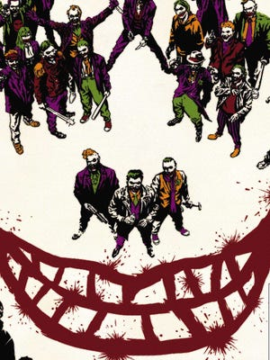 """The Jokers begin to rise in """"We Are Robin"""" No. 8."""