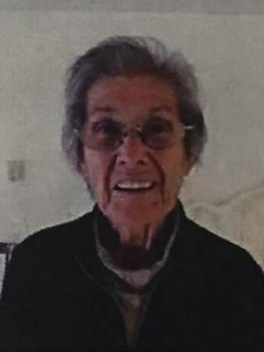 Missing woman - Ethel Edelman