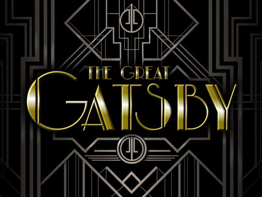 'The Great Gatsby' logo
