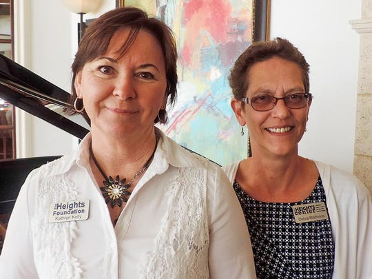11. Kathryn Kelly and Debra Mathinos