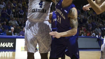 Chattanooga, WCU wind up in same bracket
