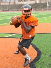 John Murray will be the starting quarterback for Withrow.