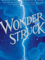 """The cover of Brian Selznick's book, """"Wonderstruck,"""" which soon will be made into a film by director Todd Haynes."""