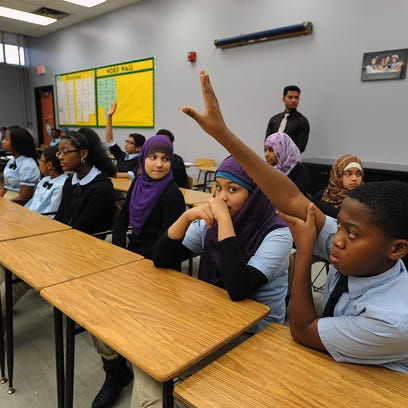Detroit has been failing its students too long to waste time trying to fix the current system, Stroud writes.