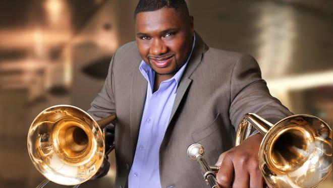 Wycliffe Gordon will perform Saturday at the University of Louisville Jazz Fest.