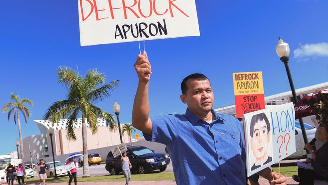 GUAM PRIEST SCANDAL