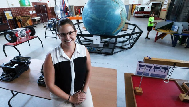 Mandy Kirchgessner, executive director of Insights Science Center at 521 Tays says that being the 19th largest city in the U.S., El Paso deserves a permanent science center with state-of-the art exhibits.