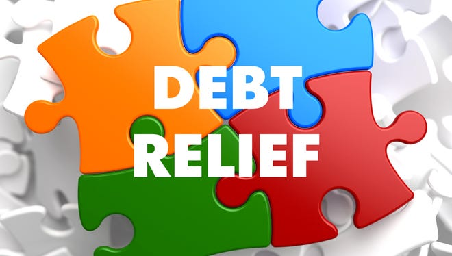 Paying off debt requires a comprehensive plan. If income and expenses won't fix the problem through consolidation, consider bankruptcy.