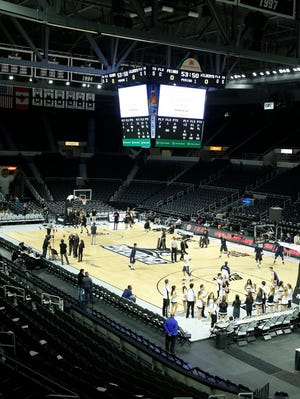 Two Providence basketball players were recently accused of sexual assault.
