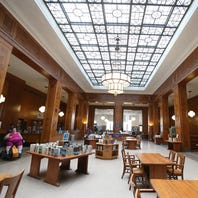 Libraries remain vital for an informed public