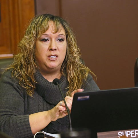 Former Milwaukee County Supervisor Peggy West charged with election fraud