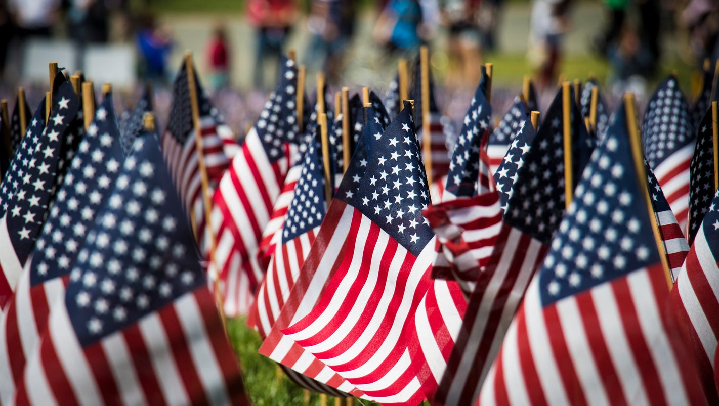 Memorial day community observances for Decoration day
