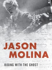 """Jason Molina: Riding with the Ghost"" book by Erin"
