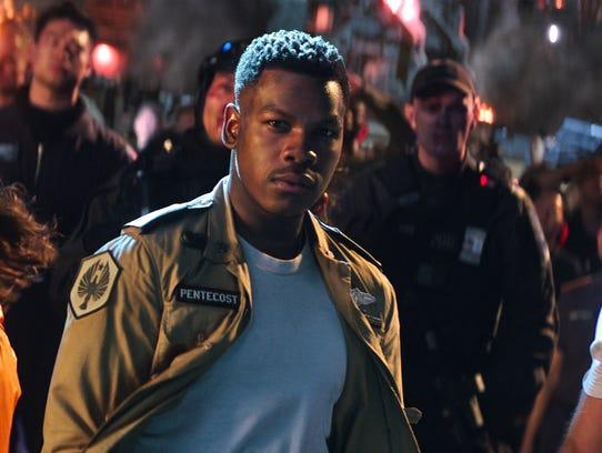 """John Boyega stars in """"Pacific Rim Uprising."""""""