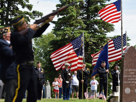 American Legion Post 131 - Memorial Day