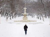 Delaware snowfall totals: live updates