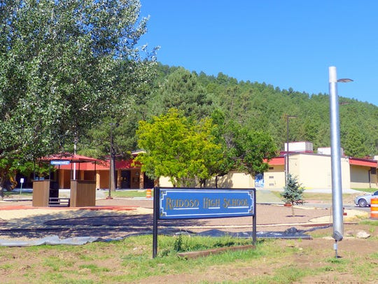 Ruidoso High School was mentioned in the threat.