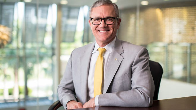 Dale Whittaker was named Friday as University of Central Florida's next president.