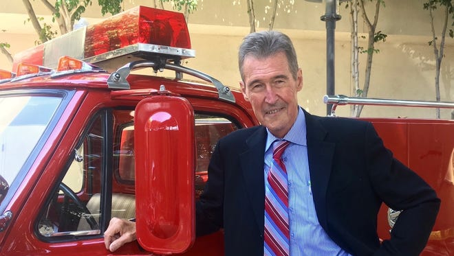 """Randolph Mantooth, star of the 1970s NBC show """"Emergency!"""" will be at the York Fair Saturday, Sept. 9, and Sunday, Sept. 10. Submitted photo"""