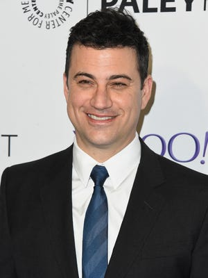 Jimmy Kimmel is taking his ABC late-night show to Austin, home of SXSW, starting Monday.