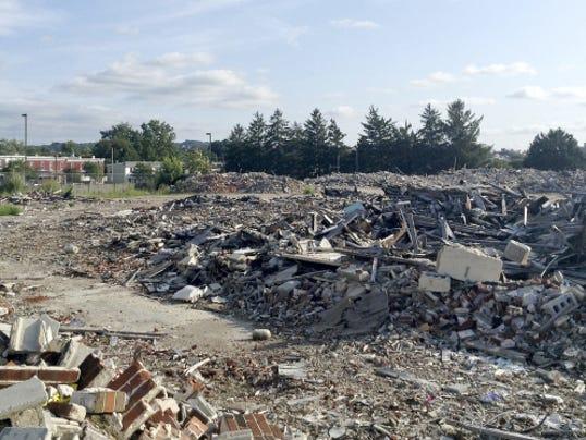 Former factory near Goode K-8.