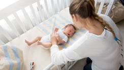 The American Academy of Pediatrics recommends infants