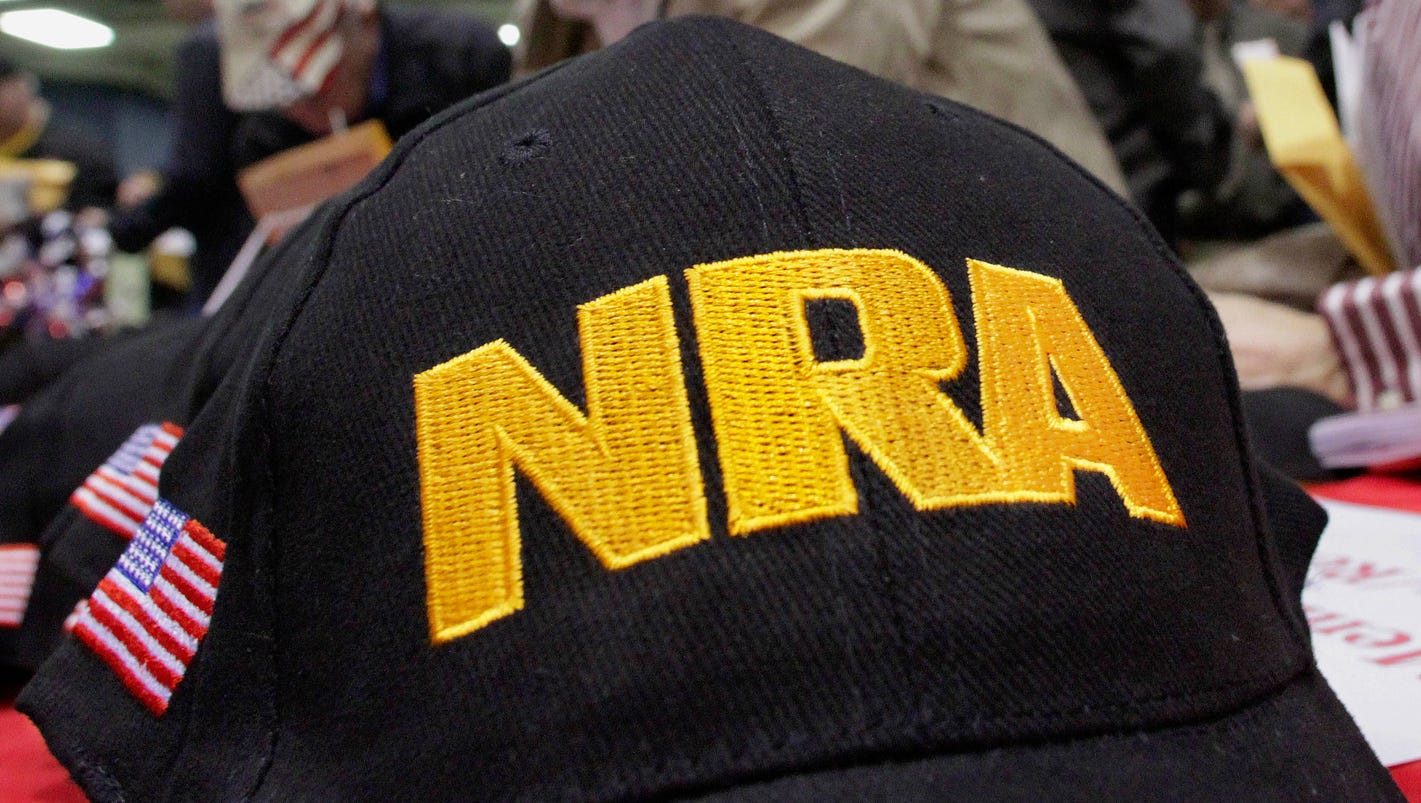 Mayors want to pass gun safety laws, but the NRA and our state legislatures won't let us