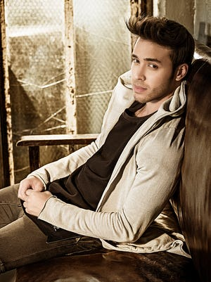 Bachata and Latin pop star Prince Royce will take the stage at 8 p.m. Thursday at the El Paso County Coliseum.