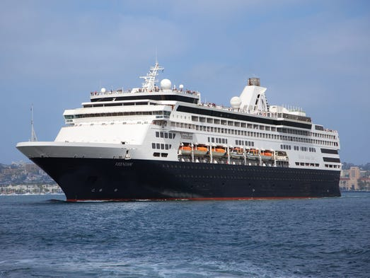 Cruise to Boston to explore the birth of America and the country's early years. Holland America Line's 1,350-passenger Veendam has cruises from Boston through New England this summer and fall.