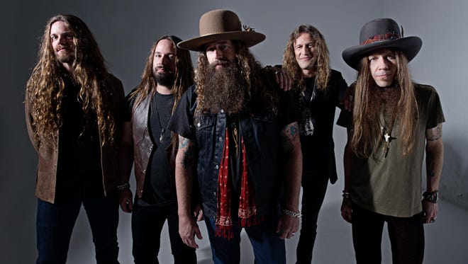 Blackberry Smoke will occupy the Orange Peel for two nights.