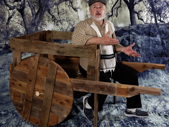 """""""Fiddler on the Roof"""" takes stage this weekend at Springhouse"""