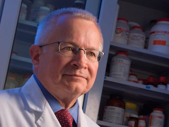TGen's Dr. Daniel Von Hoff is leading clinical trials