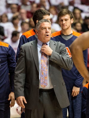 Auburn head coach Bruce Pearl has added new fuel to the Tide-Tigers basketball rivalry.