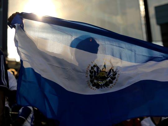 Es la primera vez que los salvadoreños tienen pocas