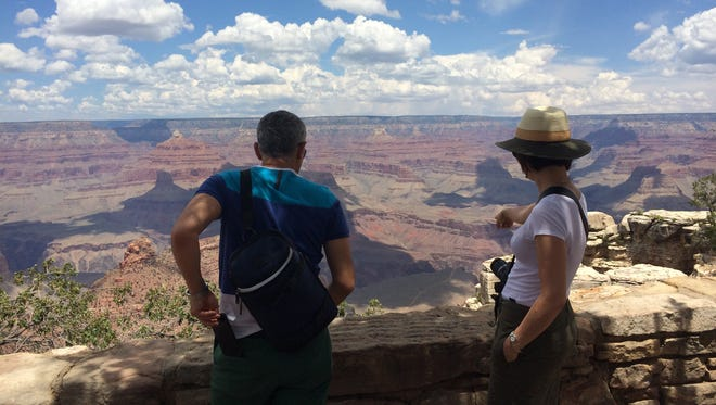 The Land and Water Conservation Fund has provided $17 billion for iconic sites such as the Grand Canyon. A House bill would rework the fund.