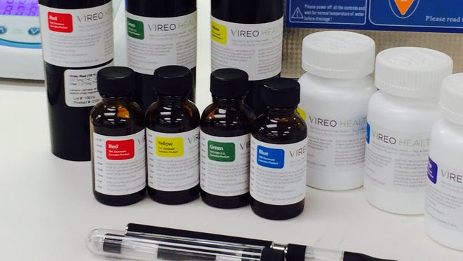 Vireo Health of New York has had its entire line of medical marijuana products certified as kosher.