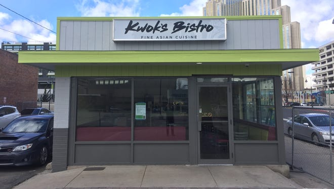 Kwok Chen, one of the region's most talented Chinese chefs, sold his interest in Jazmine restaurant to debut the recently opened Kwok's Bistro in the former China Diner space.   ​