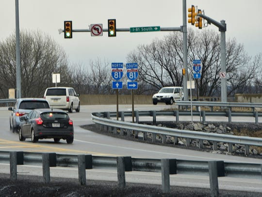 Interstate 81 Exit 17 is bringing more business to